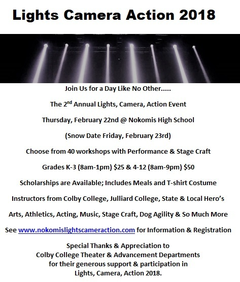 Lights Camera Action 2018