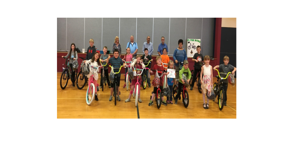 Bikes for Books is Back! Click to read more