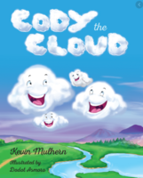 Officer Loeven reading Cody the Cloud