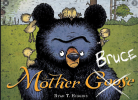 Mrs. Russell reading Mother Bruce