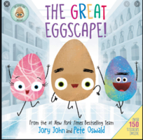 Ms. Withee reads The Great Eggscape!
