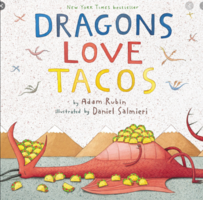 Mrs. Demchak reading Dragons Love Tacos
