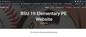 CHECK OUT THE NEW PE WEBSITE