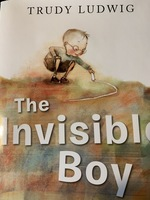 "READ ALOUD ""The Invisible Boy"" by Trudy Ludwig and Patrice Barton"