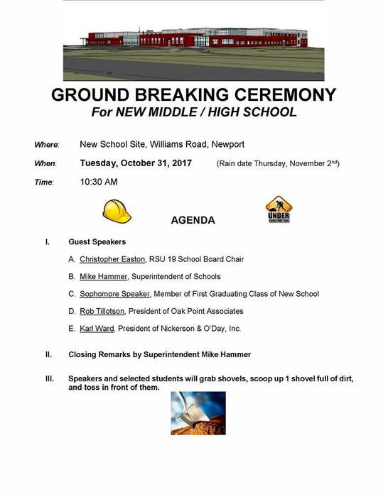 New School Groundbreaking